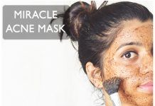 BEAUTY DIY: MIRACLE ACNE MASK WITH NUTMEG