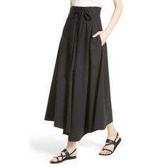 Rank & Style - Theory Jaberdina Asymmetric Skirt #rankandstyle