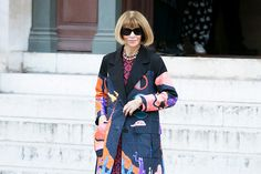 All the Fashion Things Anna Wintour Hates (and Those She Loves) via @WhoWhatWear