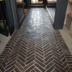 Tile Floor, Flooring, Contemporary, Bricks, Crafts, Clay, Garden, Home Decor, Clays