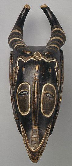 Antelope Mask (Zamble)
