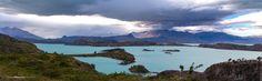 Lago San Martin, Estancia El Condor, Patagonia, Argentina