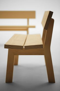 Benches | Seating | Botan Bench 122 | MARUNI | Jasper Morrison. Check it out on Architonic