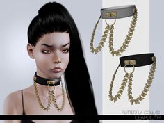 Leah Lillith's LeahLillith Butterfly Collar