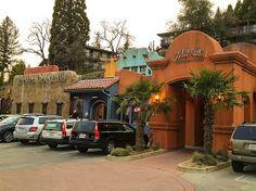 Maria's restaurant, Grass Valley