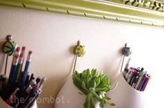 World Market Wall Hooks ~ For Dena Vinyl Record Storage, Lp Storage, Extra Storage, Storage Ideas, Space Projects, Diy Projects, Pallet Tv Stands, Cute Cups, World Market