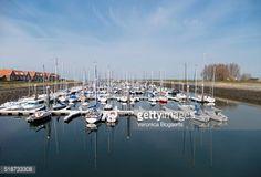 Wemeldinge,Zeeland,the Netherlands - April 1, 2016: View on the... #wemeldinge: Wemeldinge,Zeeland,the Netherlands - April 1,… #wemeldinge
