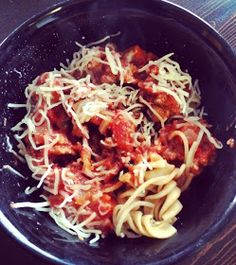 Honeybee Homemaker: 21 Day Fix Recipe: Spaghetti Sauce