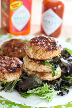 Spicy chicken burgers. The best juicy burgers I have ever made and tasted. #burgers
