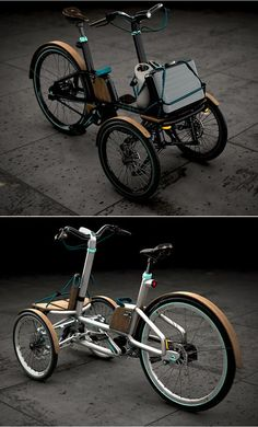 Kaylad-e: an electric trike concept by Dimitris Niavis http://bicycledesign.net/2014/01/kaylad-e-an-electric-trike-concept-by-dimitris-niavis/