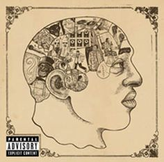Today in Hip Hop History:The Roots released their fifth album. Today in Hip Hop History: The Roots released their fifth album Phrenology November 26 2002 Jill Scott, Cd Cover, Cover Art, Album Covers, J Dilla, Nelly Furtado, Jimmy Fallon, I Love Music, Music Is Life