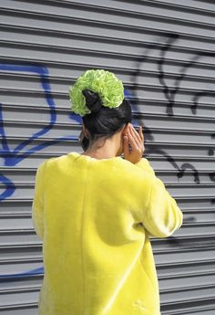 Emirati artist Farah Al Qasimi takes her art to New York city with an upcoming solo exhibition presented by Public Art Fund. Grace Beauty Salon, Jeff Wall, Crystal Light Fixture, Taking New York, Green Soap, Art Fund, Man Ray, Woman Standing, Saturated Color
