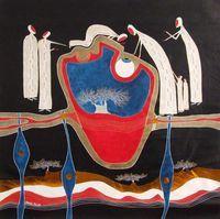 """Gallery """"My Colors Fantasies"""" by Marita Milkis @ VirtualGallery.com"""