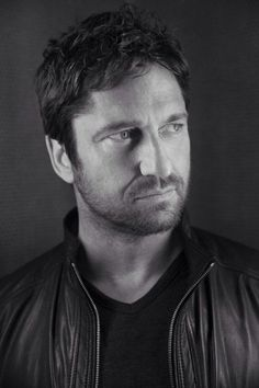 Gerard Butler: Hugo Boss Photoshoot - February 2014. Oh...my...GOD <3
