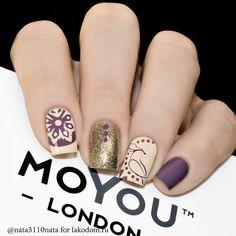 Пластина для стемпинга MoYou London Artist 19 - купить с доставкой по России и СНГ.