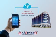 BFSI can help customers operate from anywhere with mobile banking. On board Adstringo Software Pvt. Ltd. powered solutions. We are helping top BFSIs in India save up to 90% on their annual operations. With us, you can operate anytime anywhere, even at 2G, reaching up to 6 lakh rural areas.
