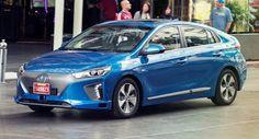 LA Auto Show: Hyundai neues Ioniq Konzept kann ganz alleine fahren. Autonomous Hyundai Hyundai Concepts Hyundai Ioniq LA Auto Show