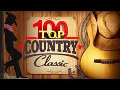 Top 100 Classic Country Songs Of All Time - Greatest Old Country Music . Country Music Hits, Classic Country Songs, Best Love Songs, Top Country, Easy Guitar, Chuck Berry, Guitar Songs, Guitar Lessons, Good Old
