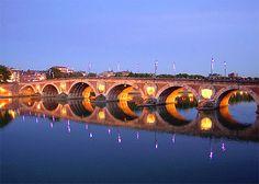 Pont Neuf - Toulouse, France