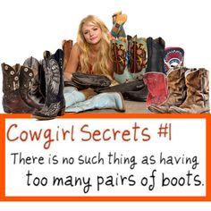 """Cowgirl Secret #1"" by hillbillybelle on Polyvore"