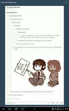 Seems like the fandoms always jack up Tumblr posts...