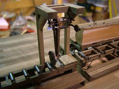 Sawmill for the Tin Can Bay Lumber Co. - On30 - Model Railroad Forums - Freerails