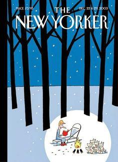 Petit Roulet - New Yorker 2003