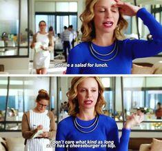 #Supergirl - Kara & Cat Grant #1x04