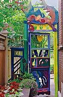 Image result for whimsical gardens