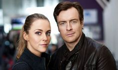 Vexed TV series - Two Detectives Jack and Georgina who share chemistry but have complicated personal lives.