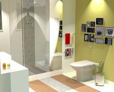 Decoração de Interiores - Casa de Banho - http://www.dicasdecoracao.com/decoracao-de-interiores-casa-de-banho/
