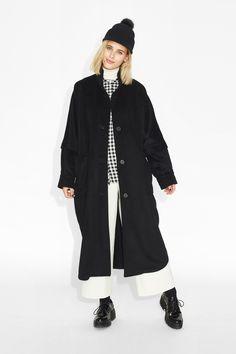 Monki   Jackets & coats   Sammy wool coat