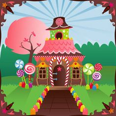 1000+ images about Candyland on Pinterest | Gingerbread ...