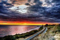 Sunset Tracks