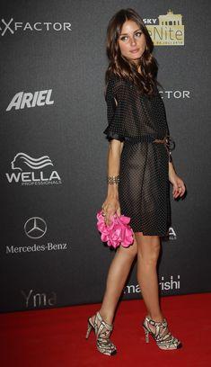 Olivia Palermo Strappy Sandals
