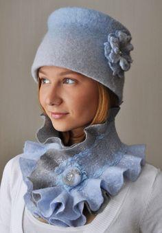 Gallery.ru / Фото #71 - Мои работы. Шляпы. - Shellen