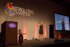 ASTA Global Convention 2016 - Samantha Brown uplifts the audience in Reno Tahoe Reno Tahoe, Concert, Brown, Concerts, Brown Colors