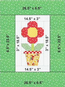 Before starting the tutorial for the Back Porch Blooms quilt block I wanted to share with you my first of 3 quilts planned using the bloc. Quilt Block Patterns, Pattern Blocks, Quilt Blocks, Doily Patterns, Quilt Kits, Canvas Patterns, Dress Patterns, Patchwork Quilting, Applique Quilts