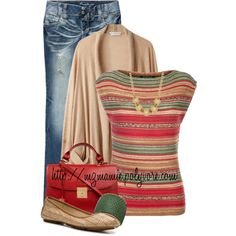 """""""Untitled #1816"""" by mzmamie on Polyvore"""