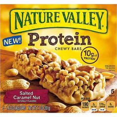 Get Nature Valley Snack Bars Only $1.00 At CVS After Sale, Printable Coupon, and SavingStar Offer!