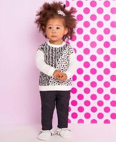 Baby Girl's Mini Tribe Jumper - Bardot Junior