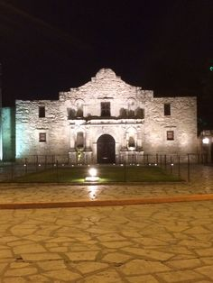 The Alamo, San Antonio Texas.