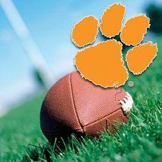 Clemson Football &  ALL IN