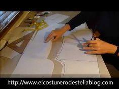 El costurero de Stella-Corte de la blusa - YouTube