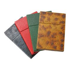 Urushi-Lacquered card cases
