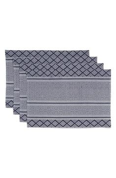Levtex Lattice Placemats (Set of 4) available at #Nordstrom