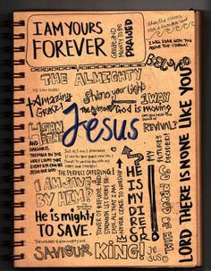 Jesus is Good .....this would be great in my journal !