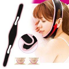 1 Pz Health Care Maschera Viso Sottile Massager Slimming Viso Massetere Sottile Doppio Mento Cura Della Pelle Sottile Viso Cintura Bendaggio dimagrante