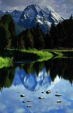 Grand Teton.  //So pretty EL//
