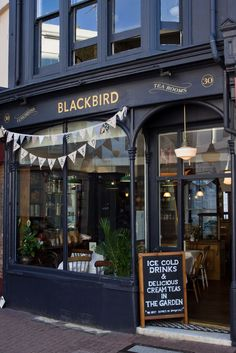 Blackbird Tea Rooms - Brighton